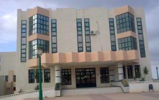 Université Tlemcen 1er tranche