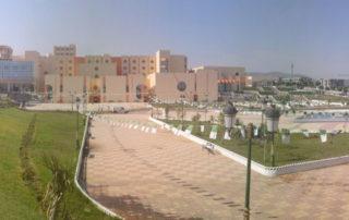 Université Tlemcen 2ieme tranche