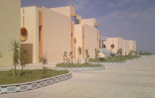 Université Tlemcen 3éme tranche